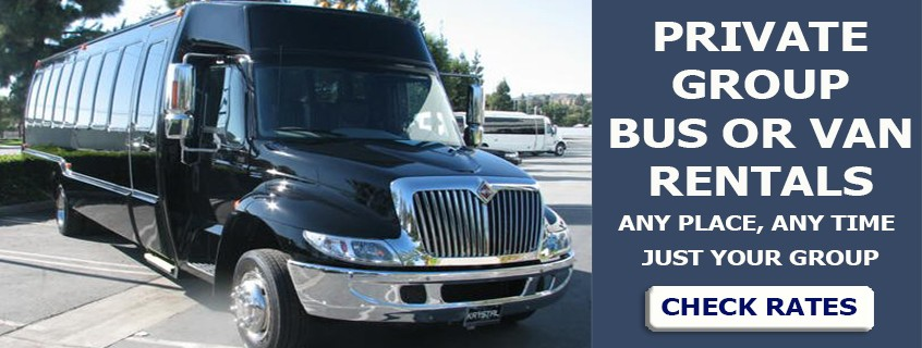 RENT A PRIVATE BUS FOR YOUR GROUP ADVENTURE  Alaska Cruise Transportation