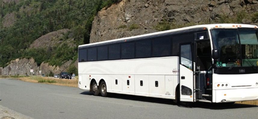 Seward to Anchorage Narrated Direct Bus Transfer